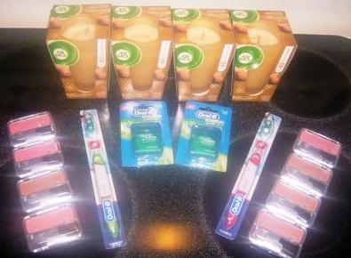 Publix haul shopping trip coupons P&G breast cancer awareness bake ware set free